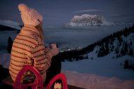 schneeschuh-blick-zugspitze