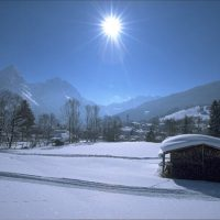 Winterpanorma
